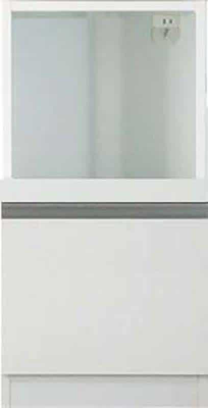 【下台】EXセレクト S(奥行45cm)40KB ホワイト:《ユニッ式トダイニングボード「EX SELECT」》