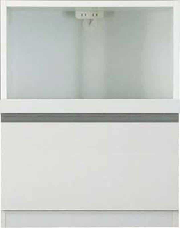 【下台】EXセレクト S(奥行45cm)60KB ホワイト:《ユニッ式トダイニングボード「EX SELECT」》