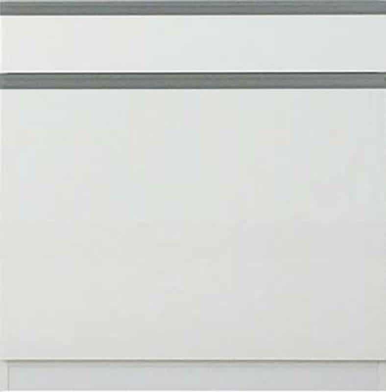 【下台】EXセレクト S(奥行45cm)80ダスト ホワイト:《ユニッ式トダイニングボード「EX SELECT」》