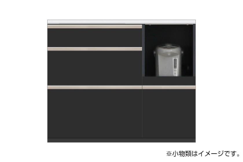 カウンター サイゼスト 105 (ブラック):欲しいサイズがきっと見つかる
