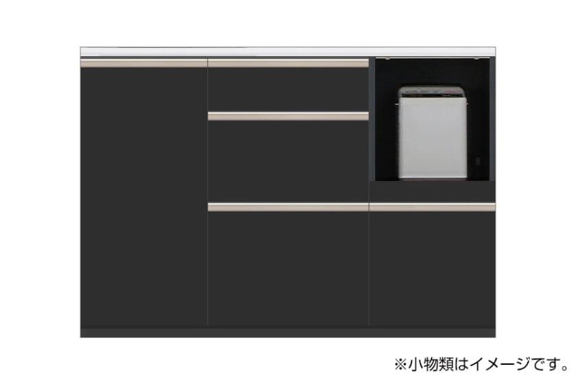 カウンター サイゼスト 130 (ブラック):欲しいサイズがきっと見つかる