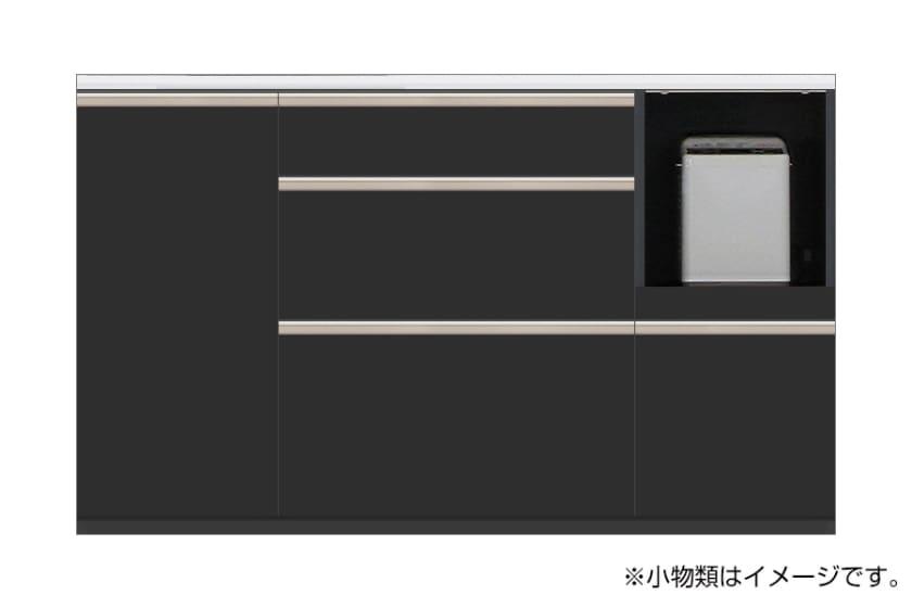 カウンター サイゼスト 150 (ブラック):欲しいサイズがきっと見つかる