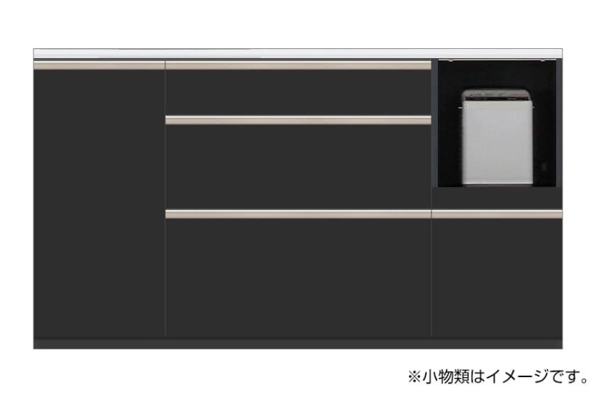 カウンター サイゼスト 160 (ブラック):欲しいサイズがきっと見つかる