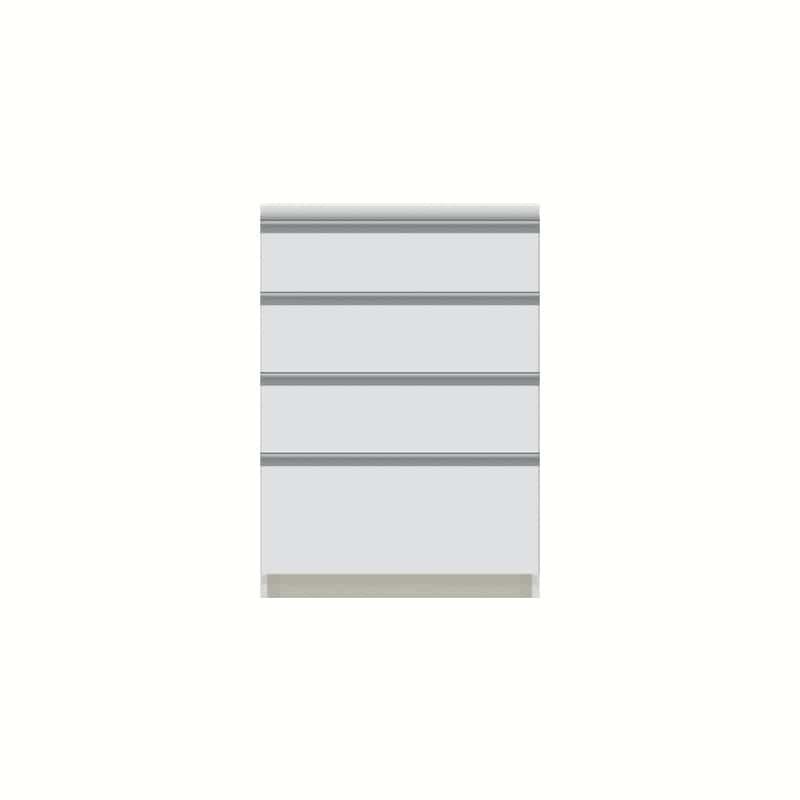 パモウナ カウンター  VZ−600K下台 W:◆多くの人に支持される安心のブランド『パモウナ』