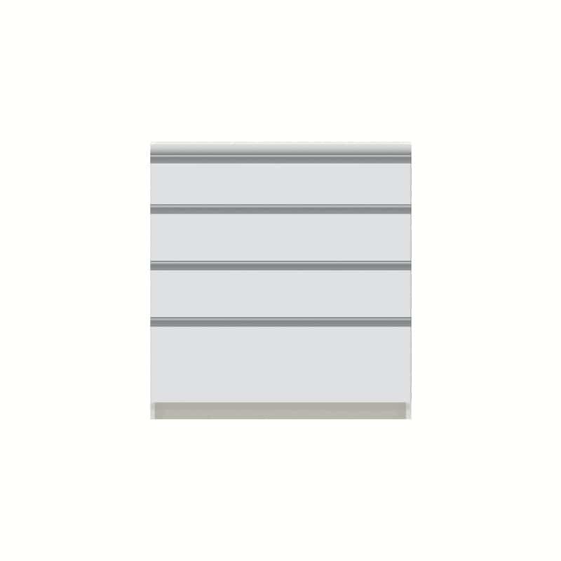 パモウナ カウンター  VZ−800K下台 W:◆多くの人に支持される安心のブランド『パモウナ』