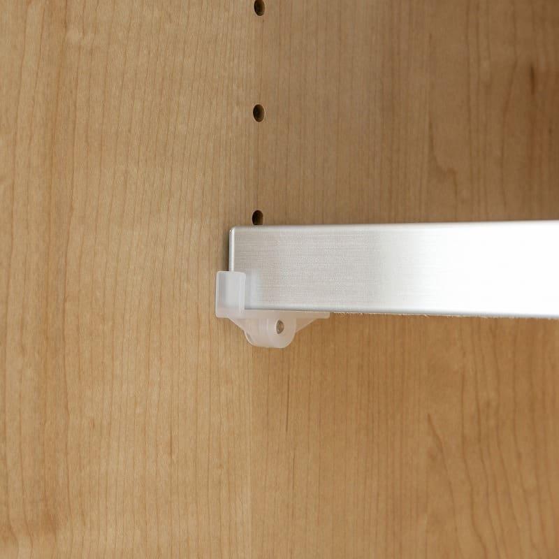ダイニングボード プティ�U40S(N)左開き:耐震棚ダボ仕様