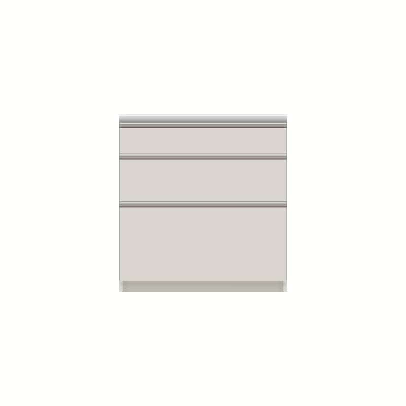 カウンター(下台) シルキーアッシュU−800K下台 シルキーアッシュ:カウンター(下台)