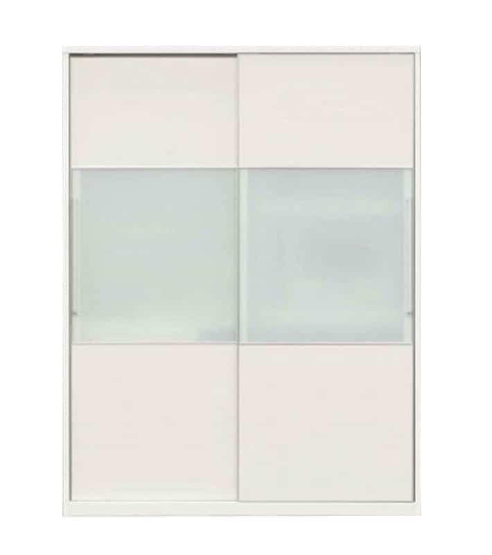 食器棚 マックス160(ゼブラホワイト):◆奥行61cmの超大型収納力!