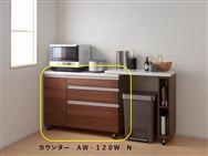カウンター AW−120W N