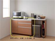 カウンター AW−120W O