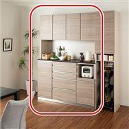 食器棚アーバン UQ−Y140FA/UQ-140K