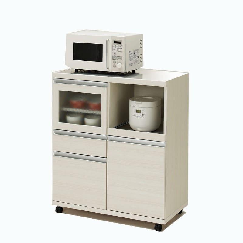 【ネット限定】ハイカウンター MRS−85:ハイカウンター MRS-85 ホワイトウッド