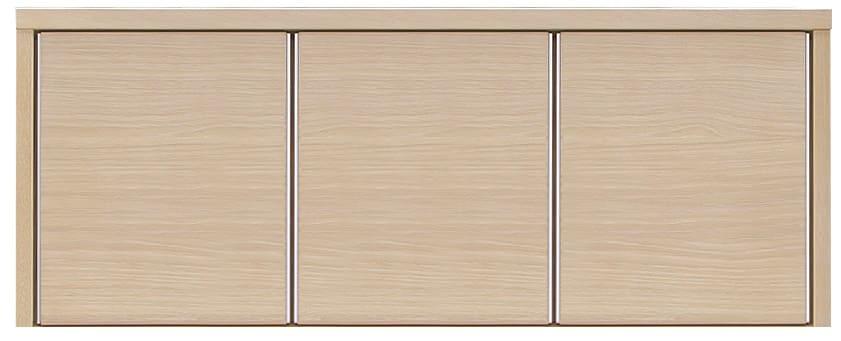 【ネット限定】上置(指定) サボナ 120上置:ホワイトオークのやわらかな木目の突板を合わせ表情豊かに仕上げました