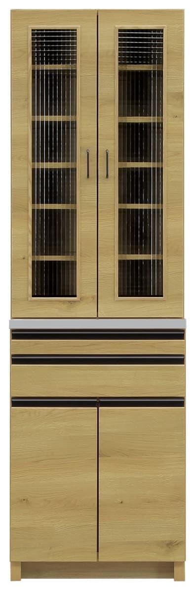 【ネット限定】ダイニングボード ルヴァン 60DB:ヴィンテージ調デザインのキッチンボード