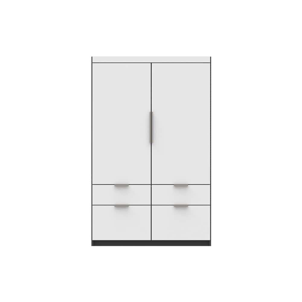 ダイニングボード(上台化粧天板付き)HS−1050A W:新機能スイングインドアは扉を格納する事が可能