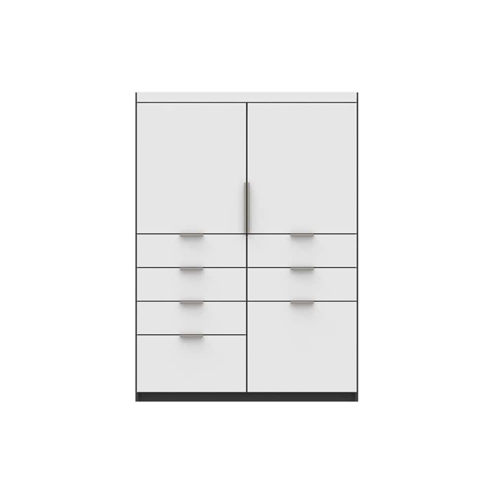 ダイニングボード(上台化粧天板付き)HS−1200B W:新機能スイングインドアは扉を格納する事が可能