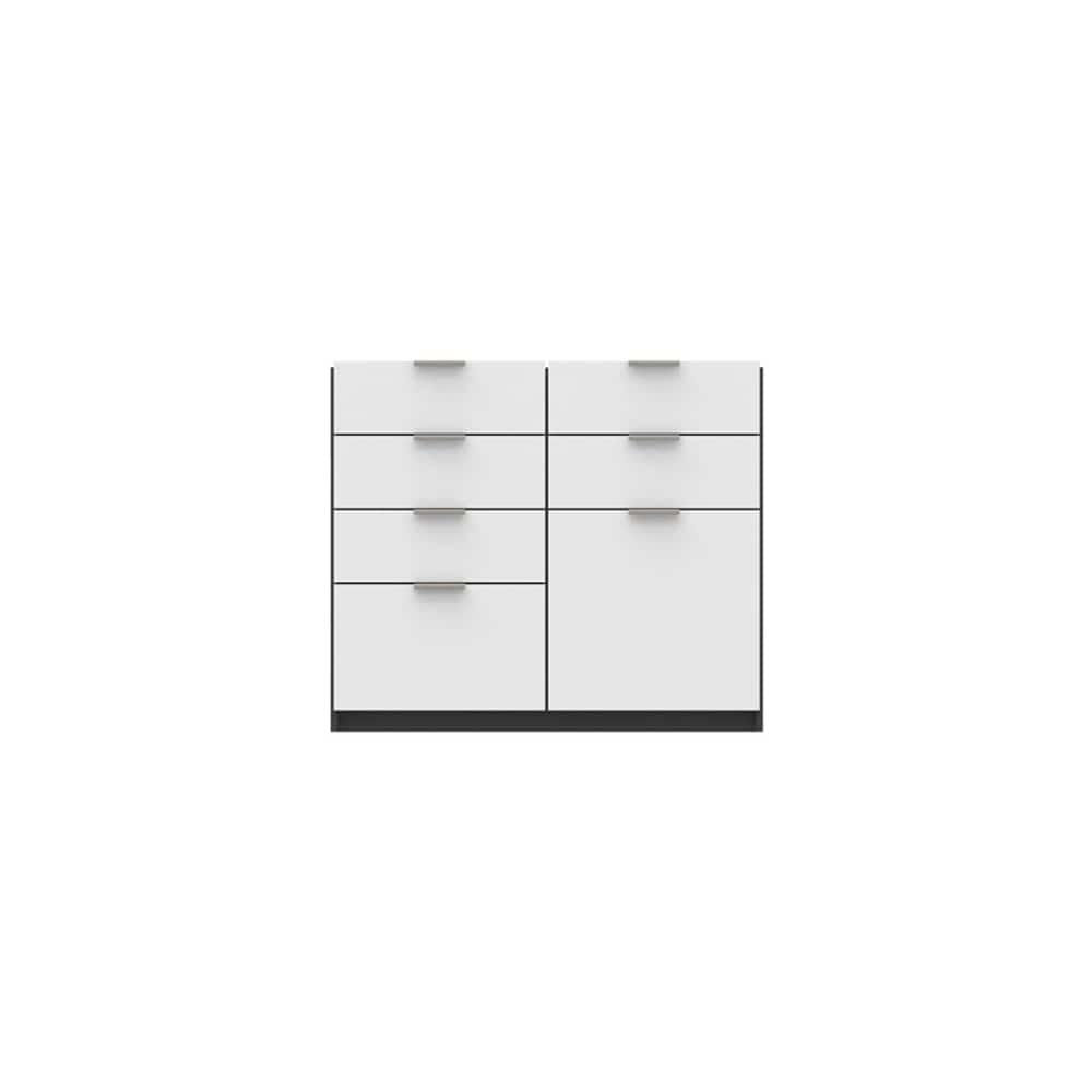 カウンターHS−105 W:新機能スイングインドアは扉を格納する事が可能