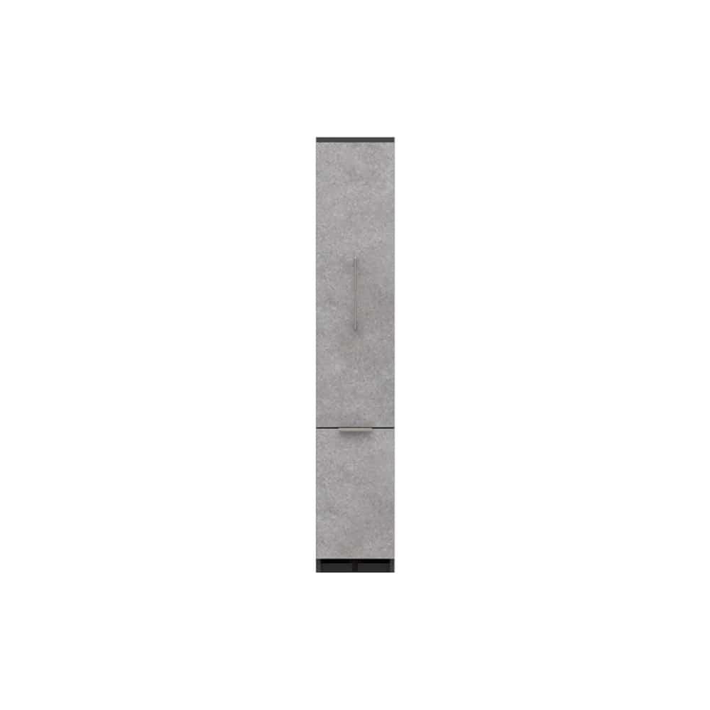 スライドラックストッカーHS−301 CR:新機能スイングインドアは扉を格納する事が可能