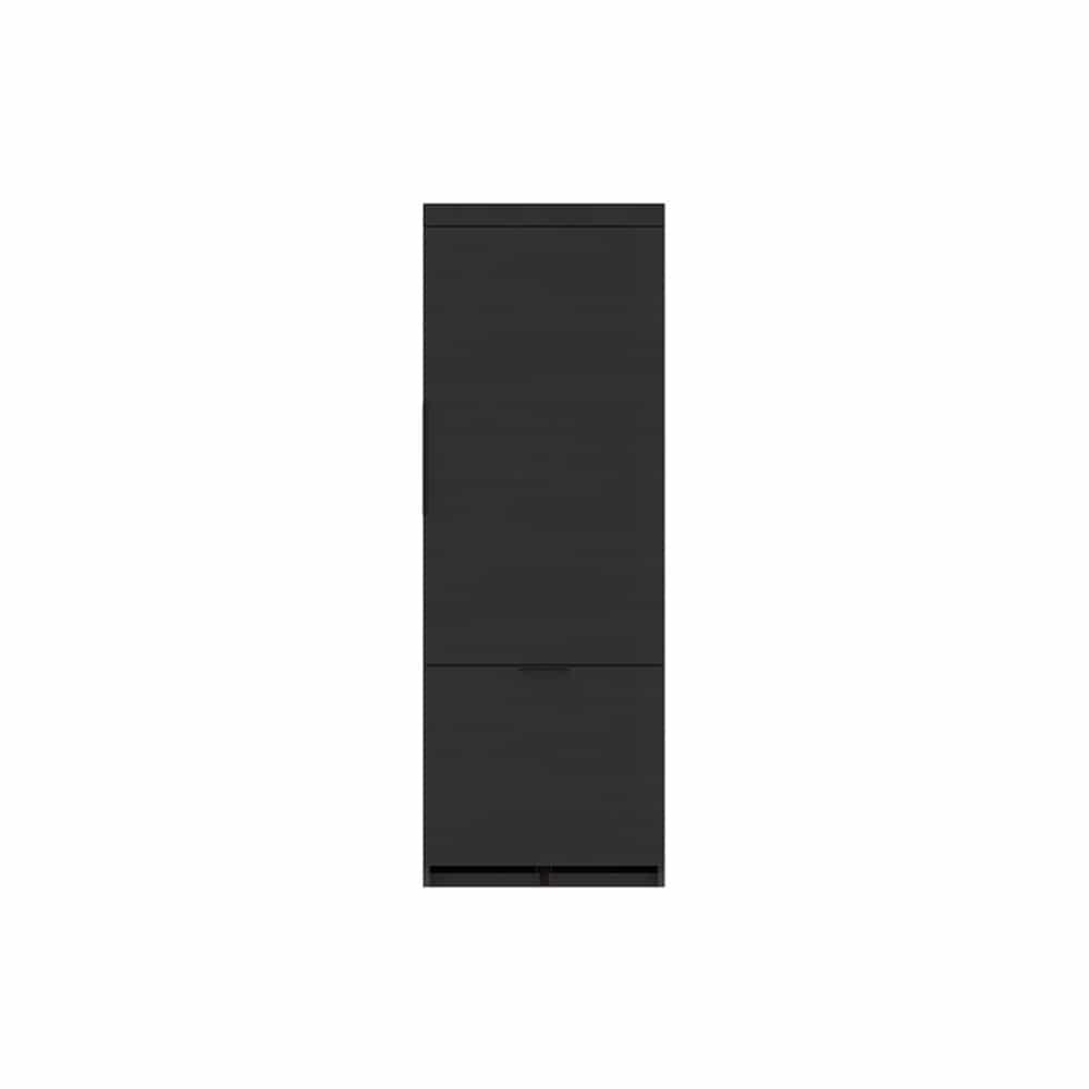 ダイニングボード(上台化粧天板付き)HS−600R B:新機能スイングインドアは扉を格納する事が可能