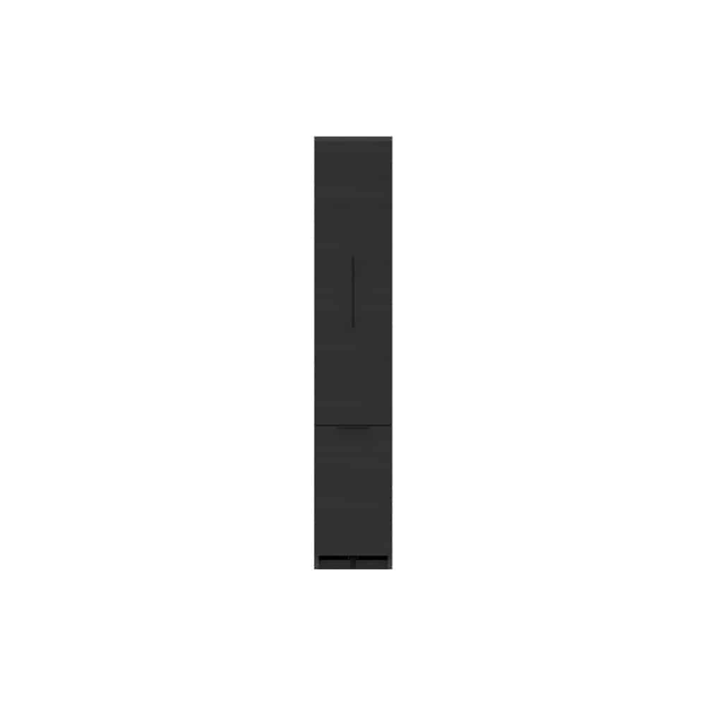 スライドラックストッカーHS−301 B:新機能スイングインドアは扉を格納する事が可能