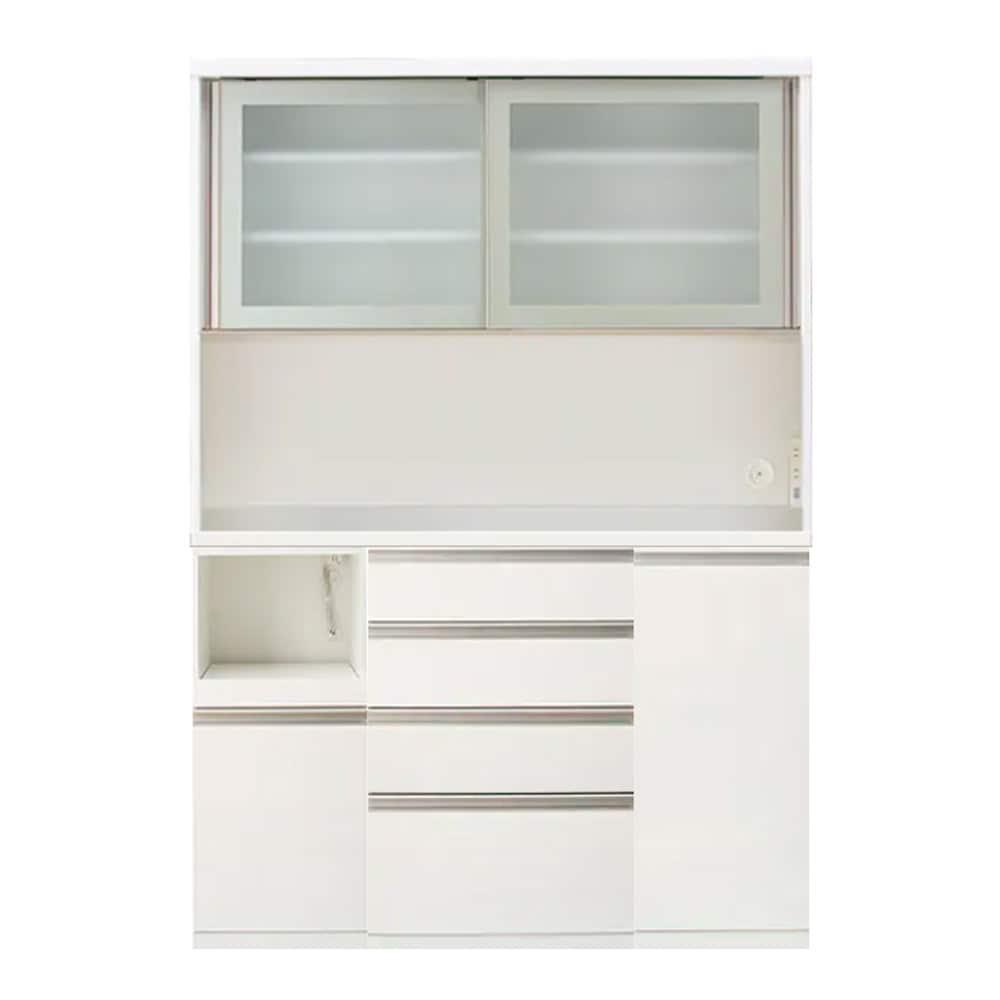 【ニトリ】 キッチンボード リガーレ 幅140 WH 50GH−140KB/H50−40J/H50−60C/H50−40TR:キッチンボード リガーレ