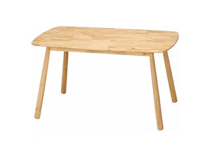 ダイニングテーブル ナチュラルシグニチャー ティムバ  NA:《ナチュラルなデザインのダイニングシリーズ》
