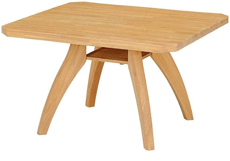 LDテーブル静香 WT11059 UH−OAK NA:《和風テイストでリビング兼用のダイニングセット「静香」》