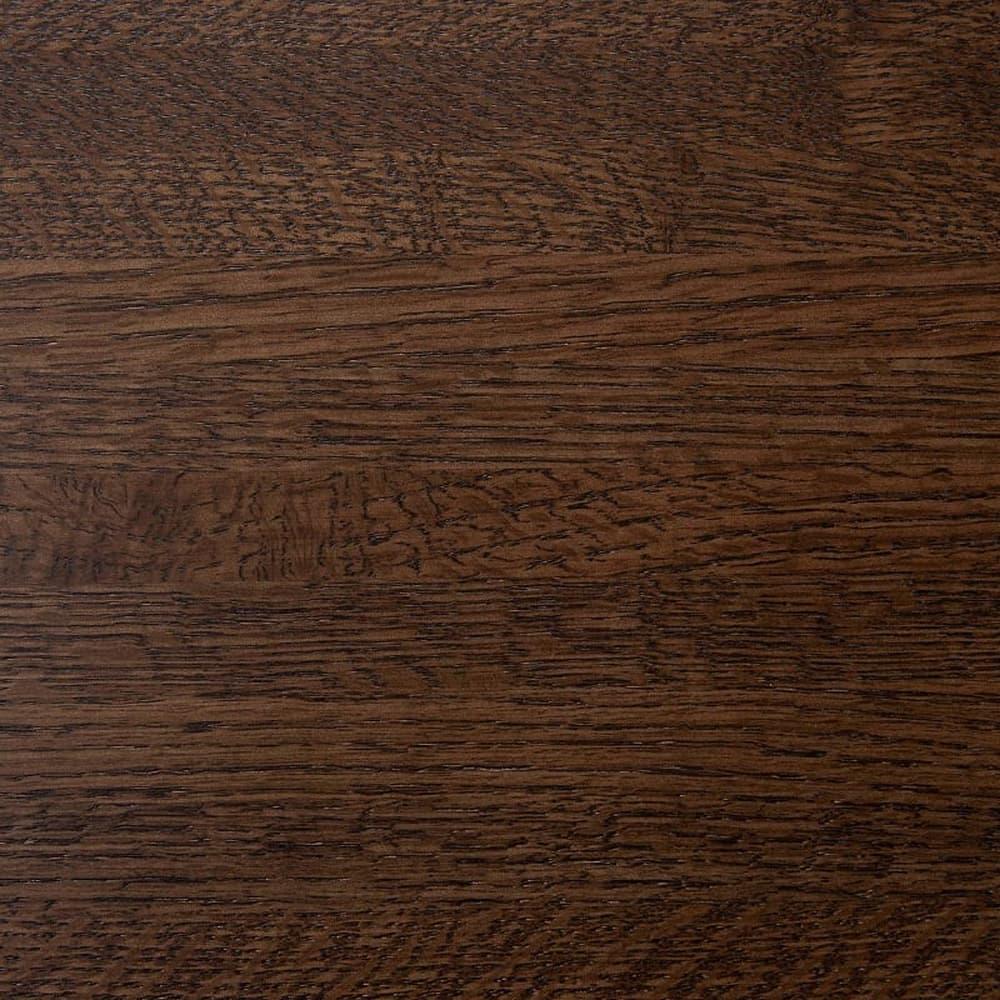 カリモク ダイニングチェアー オークタウン ダンテ肘無 (C19725)モカBR色/U317:無垢材とは