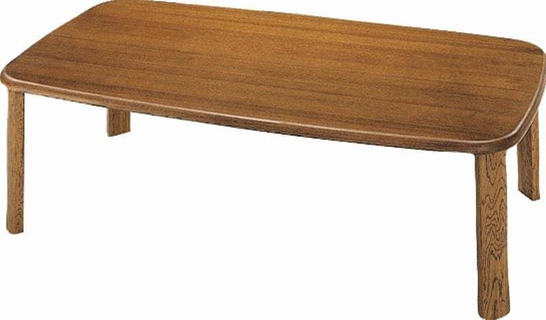 ダイニングテーブル 葵 SLDT−1760(165X100)DA:ダイニングテーブル 葵 ※画像は165cmのタイプです
