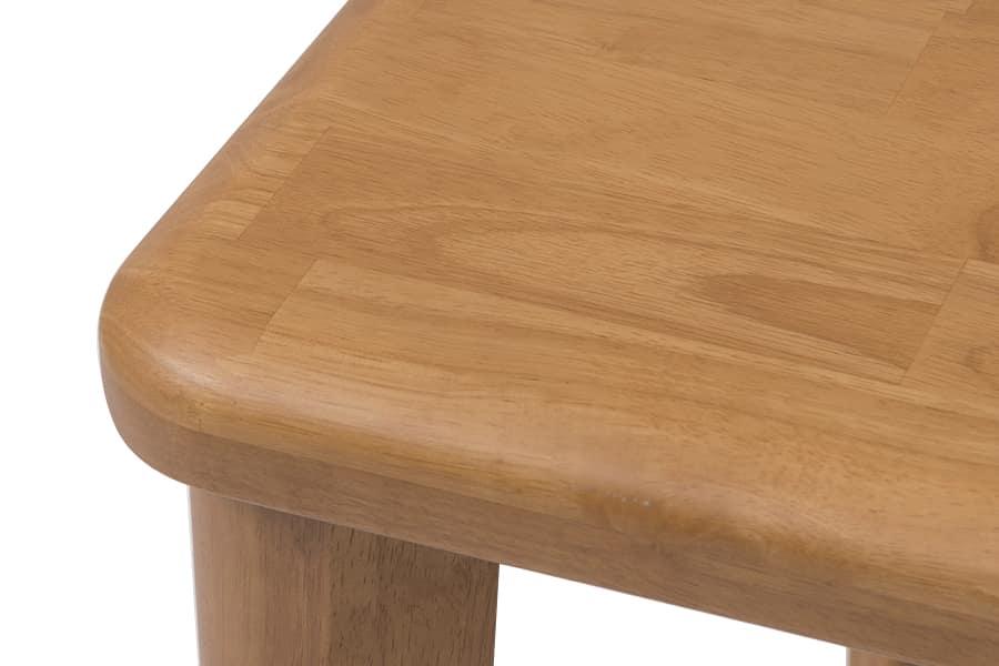ダイニングテーブル CCM3 90−75Z 4本脚 LBN