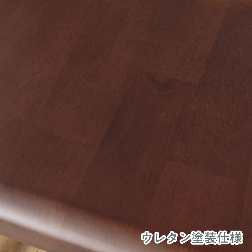 ダイニングテーブル CCM3 90−75Z 4本脚 DBN:ウェービングベルト