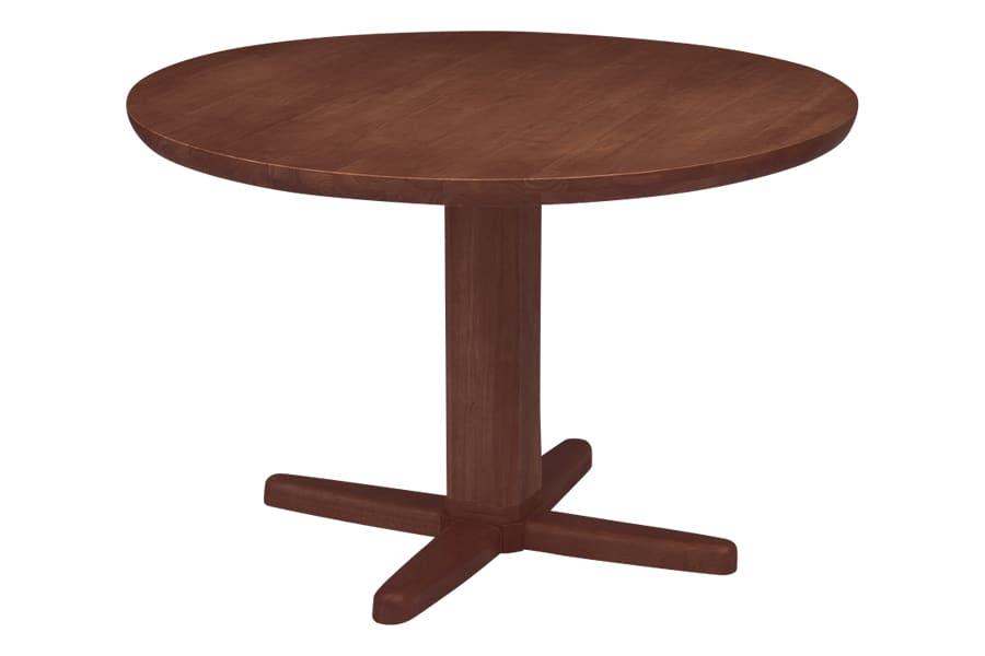 ダイニングテーブル CCM3 110φX DBN