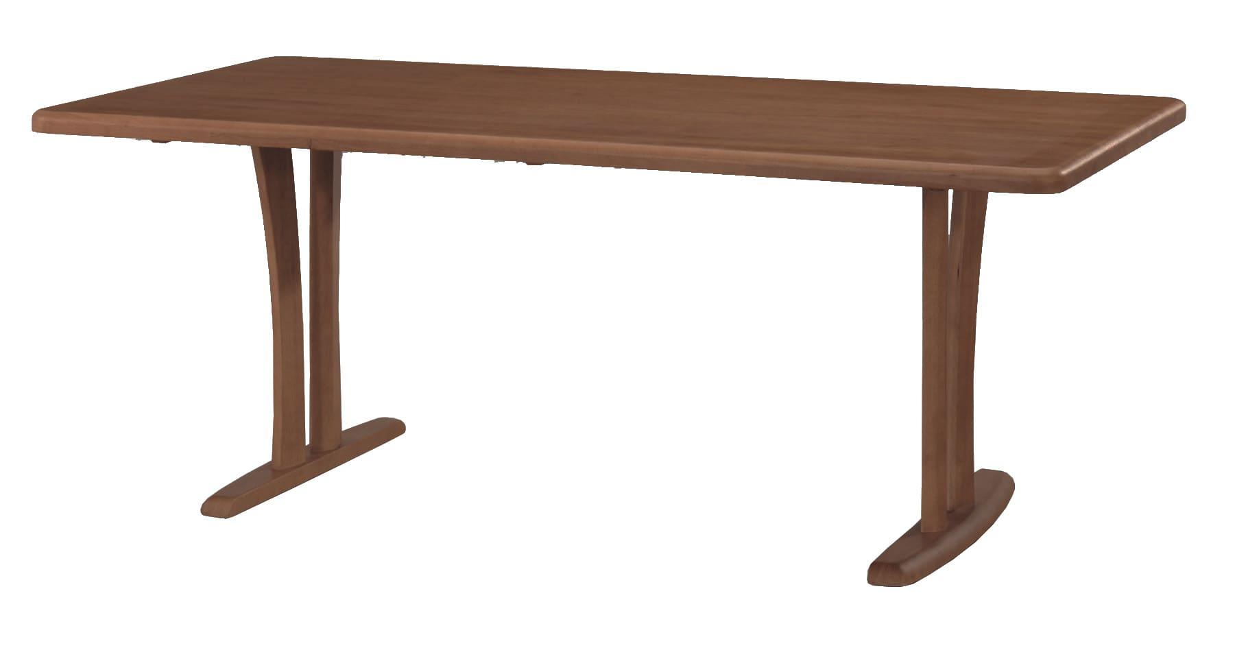 ダイニングテーブル CCM3 180−90Z 2本脚 DBN:愛され続ける王道ベーシックスタイル