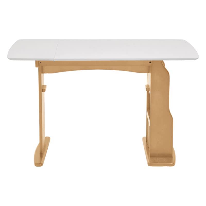 ダイニングテーブル パスタ(LBN/WH)