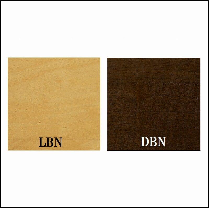 ダイニングチェアー パスタ(LBN):ラバーウッド材
