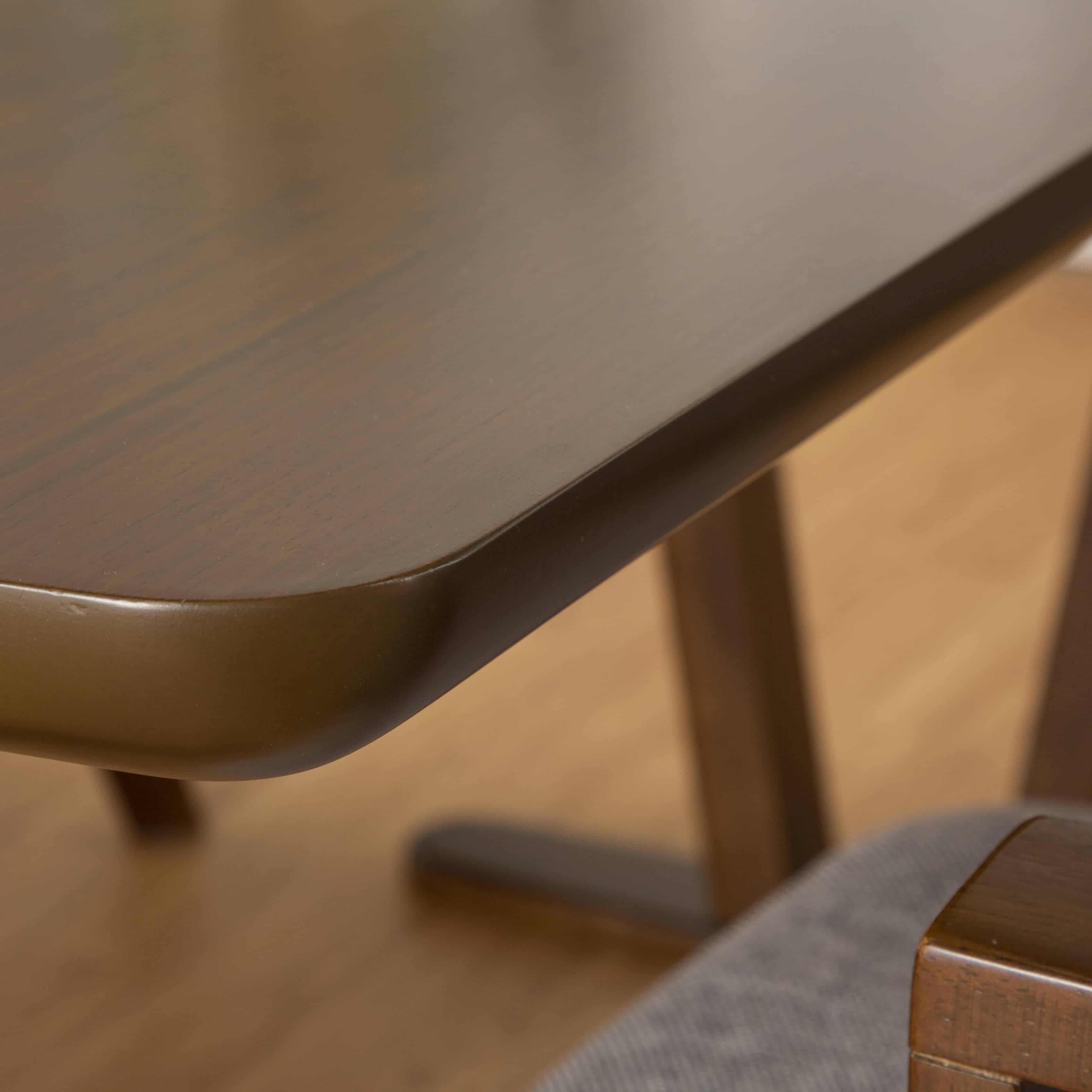ダイニングテーブル ラクレット135(DBN・WN)