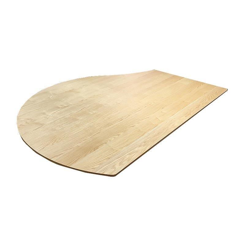 ダイニングテーブル  COME HOME(ポット型/収納脚)L-TN