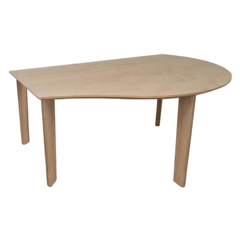 ダイニングテーブル  COME HOME(ポット型/4本脚)L-TN:人気COME HOMEシリーズ 【ポット】