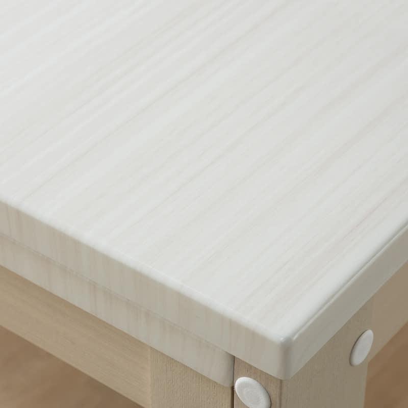 ダイニングベンチ モビー 140cm:UV塗装で安心