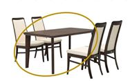 ダイニングテーブル(4本脚) シトラス D15911※029(モカブラウン)