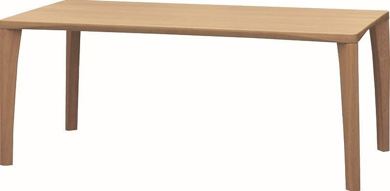 ダイニングテーブル DT−5404 135x80 NA:ダイニングテーブル※写真は【幅150cm】となります