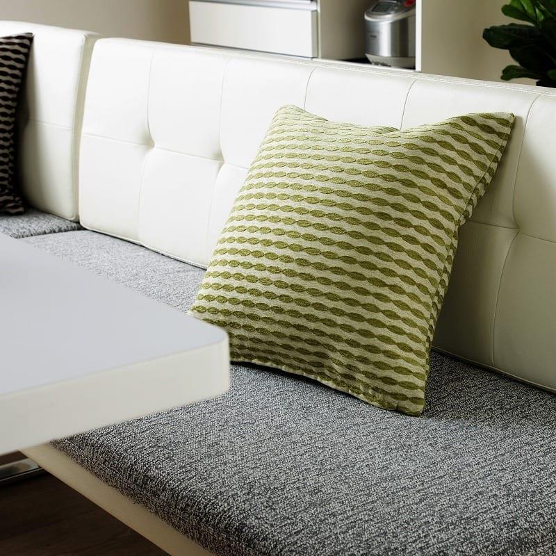 昇降式LDリフトテーブル ラミナ130:お食事も寛ぎも両立できるソファー