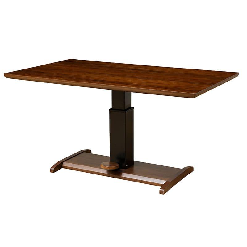 昇降式LDテーブル ウォールライフ 135:昇降式ダイニングテーブル