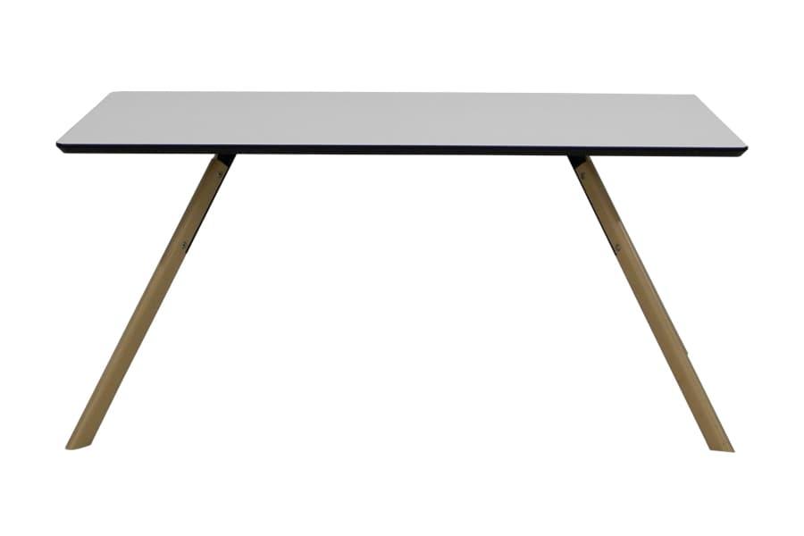 ダイニングテーブル モノコン #032(160):◆モダンスタイルのダイニングテーブルです。