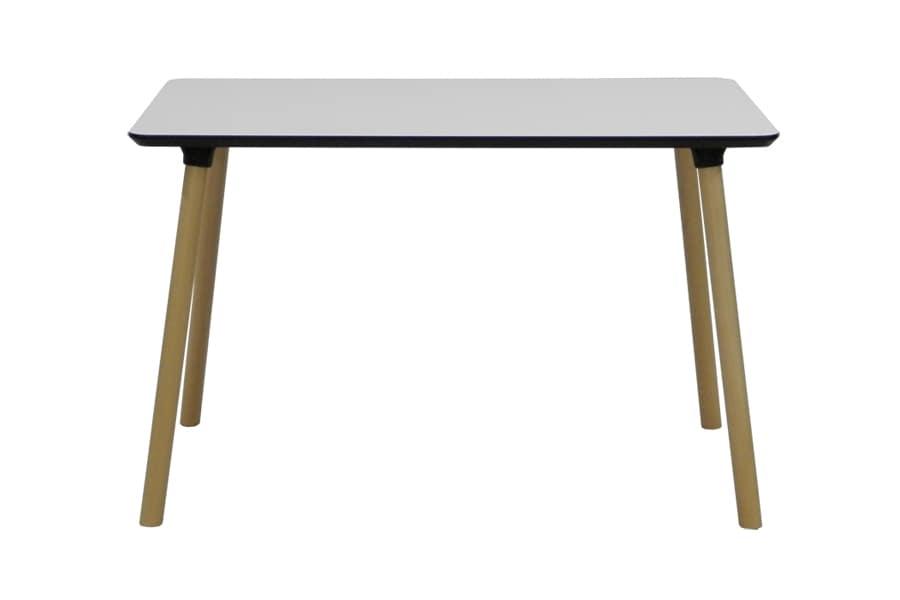 ダイニングテーブル モノコン #036(120):◆モダンスタイルのダイニングテーブルです。