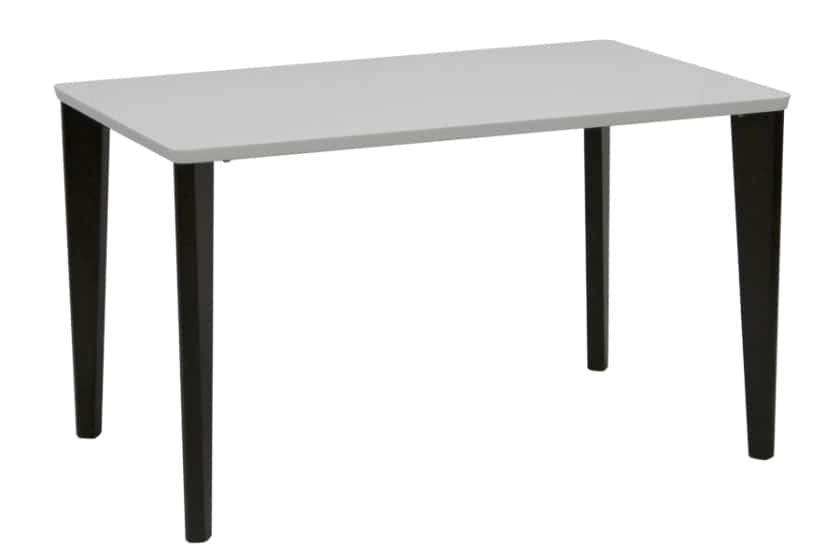 ダイニングテーブルKID'S PLAN ラビオリ 120DT(WH・DBN):家族団らんにぴったりの「キッズプラン」シリーズ!