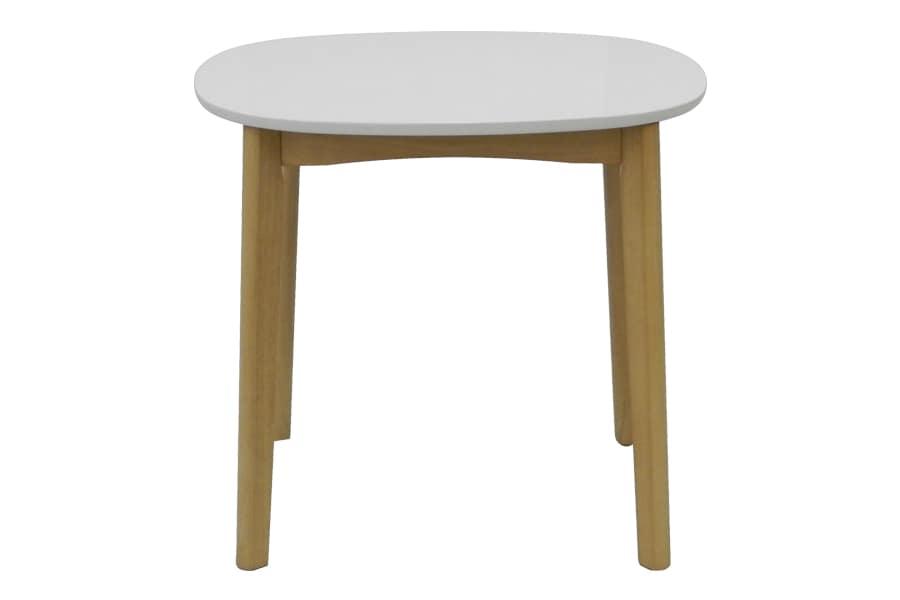 ダイニングテーブル KID'S PLAN ミネスト 80DT(WH・LBN)