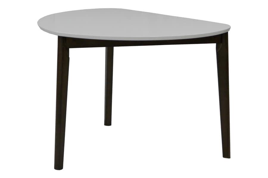 ダイニングテーブル KID'S PLAN トリアン変形(WH・DBN)