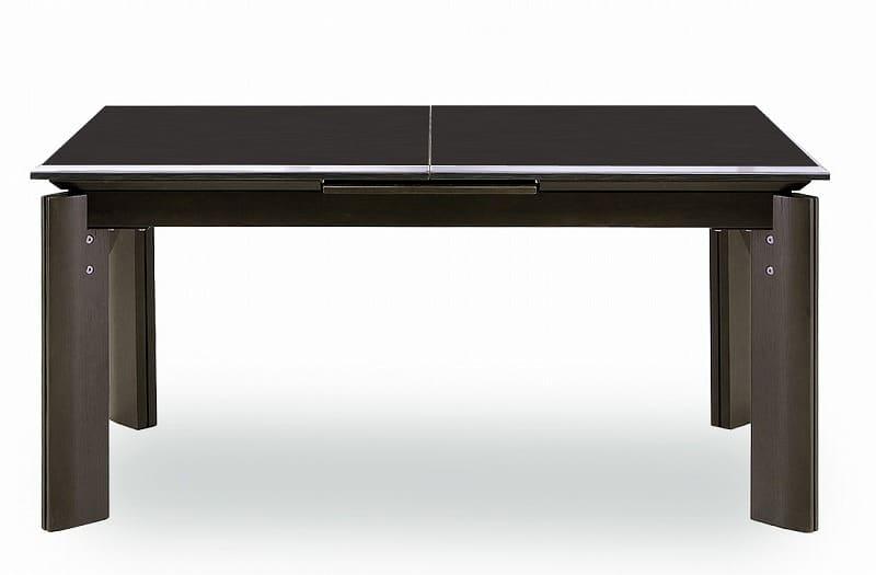 ダイニングテーブル ロフト(伸長式) BK:ダイニングテーブル