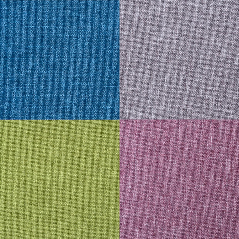 チェアカバー トーレ  ブルー:チェアカバーは4色展開